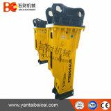 Soosan SB131 Type de boîte de marteau hydraulique avec la CE l'ISO