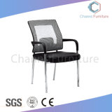Populäre weiße Armlehnen-orange Ineinander greifen-Büro-Sitzungs-Stuhl (CAS-EC1879)