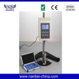 Ce certificado de laboratorio viscosímetros rotacionales digitales para las pruebas de Recubrimiento de papel