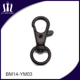 Factory Direct Wholesale Black Color Dog Collar Snap Hook