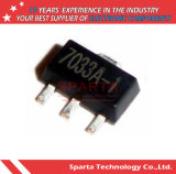 Ht7033A-1 SOT-89 Tinypower 3 broches de détecteur de tension que le transistor