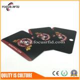 高品質のプラスチック名刺ISOはフルカラーの印刷と大きさで分類する