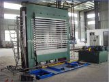 Compact Ontwerp en de Hoogste Machine/het Triplex die van de Pers van het Triplex van de Technologie Hete tot Machine maken de MultiRaad van de Laag de Hete Machine van de Pers