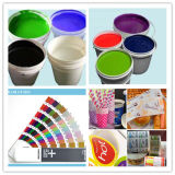 Grau alimentício tinta à base de água para a impressão de Caçamba pelo preço de fábrica de papel
