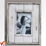 Blocco per grafici elegante misero diritto libero di legno della foto della Tabella