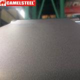 Prepainted Folha de aço com revestimento de cor galvanizado com superfície especial