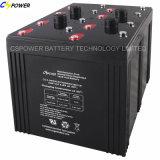 Batería de plomo superior del AGM de la potencia 2V1000ah con alta durabilidad