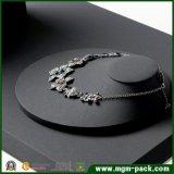 أسود [بو] جلد مجوهرات عرض بالجملة