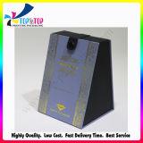 Boîte-cadeau ouverte de estampage chaude de luxe de parfum de voie de Special