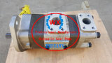 23b-60-11102小松グレーダーGd611A-1/Gd605A-5/Gd521A-1/Gd663A-2のための油圧ギヤポンプ
