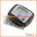 Reloj del podómetro de la caloría con el Wristband
