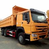 Sinotruk HOWO 6X4 10 roues pour la vente de camion à benne