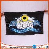precio de fábrica la impresión digital bandera por parte de decoración