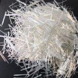 Filamentos picados de fibra de vidrio para refuerzo de mortero