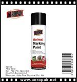 Pintura animal de la marca de Aeropak (etiqueta de plástico animal)