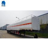4車軸60、販売のためのタンカー000リットルの比重の大きい燃料石油のトラックの