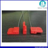 Laço RFID de vedação UHF para saco de segurança ou rastreamento logístico