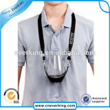 Highquality promozionale Wine Cup Holder Lanyard con Custom Logo
