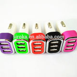 2017 자유로운 로고를 가진 최신 유니버설 USB 3.1A 차 충전기