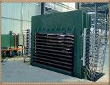 Machine van uitstekende kwaliteit van de Pers van het Triplex de Hydraulische Hete voor MDF Lopende band