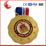 Fabricante para producir la medalla personalizada del trofeo