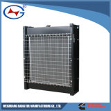 Kta19-G4-4 Cummins 시리즈에 의하여 주문을 받아서 만들어지는 알루미늄 물 냉각 방열기