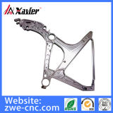 Peças de usinagem CNC feitas de liga de alumínio para peças de aeronave