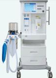 Heiße verkaufende medizinische LCD-Bildschirmanzeige-Veterinäranästhesie-Maschine