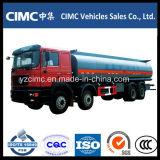 Carro del depósito de gasolina de Sinotruck HOWO 6X4 para la venta