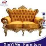 China-Hersteller-populäres gute Qualitätsledernes Luxuxsofa (XYM-010)