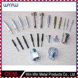 CNC van de Vervaardiging van het Metaal van de precisie Delen die Hardware Machinaal bewerkte Delen machinaal bewerken