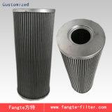 A água do filtro do carro do cartucho do filtro do Filtro de Óleo Hidráulico