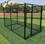Hundehundehütte des Qualitäts-große galvanisierte Stahl-6FT