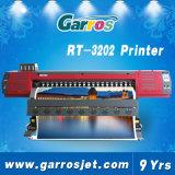 Roulis de Garros d'imprimante de traceur de Multifuctional 3D pour rouler le dissolvant d'Eco/imprimante de sublimation avec la tête Dx5/Dx7