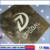 Marquage en laiton de la machine de cuivre Fibre Upgoal machine de marquage au laser