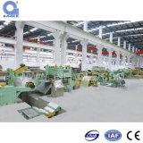 Automatique de bobine d'acier couper à longueur de ligne pour les tôles épaisses