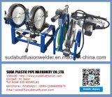 Equipamento de soldadura poli da tubulação de Sud50-160mm