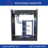 12V400 de Radiator van het Aluminium van de Radiator van Genset van de Radiator van de Waterkoeling van de Warmtewisselaar