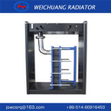 12V400 열교환기 물 냉각 방열기 Genset 방열기 알루미늄 방열기