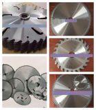 La mélamine Conseil Machine de coupe scie à panneaux menuiserie aluminium Table coulissante vu de la machine