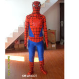Abbastanza costume personalizzato della mascotte dell'uomo di ragno di qualità