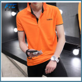 Fashion Blank Men Sports shirt Wholesale Tee-shirt in Knitting machine