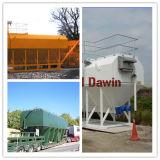 Pianta d'ammucchiamento d'alimentazione orizzontale a basso livello del silo di cemento