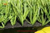Gute UVstabilitäts-synthetischer Gras-Rasen für Fußballplatz