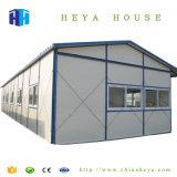 Prefabricated 강철 프레임 움직일 수 있는 집 건축 건축재료