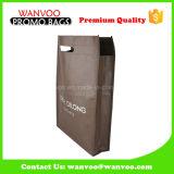 Saco de pano feito à medida para promoção / compras / vestuário