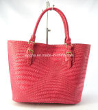 New Weave Padrão Moda Lady Hand Bag (ZX1842)