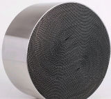 Katalysator-Konverter der Euroiv Metallbienenwabe-Substratfläche-Bienenwabe-metallischen Substratfläche