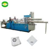 Maquinaria plegable automática del papel de tejido de la servilleta del restaurante del nuevo diseño