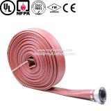 6 pulgadas de alta presión de tela duradera manguera de PVC